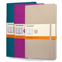 Moleskine Colored Notebooks