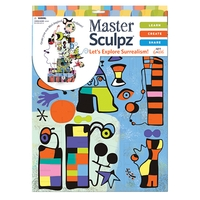 Kidzaw Master Sculpz Let's Explore Surrealism