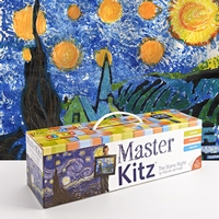 Kidzaw Master Kitz Starry Night