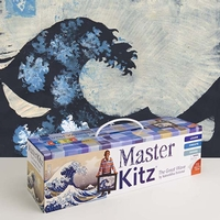 Kidzaw Master Kitz Great Wave