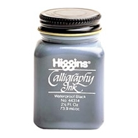 Higgins Calligraphy Inks