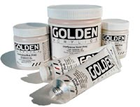 Golden Interference Acrylic Paint Tubes - 2oz