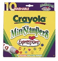 Crayola Stampers