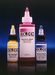 Golden Acrylic Airbrush Colors