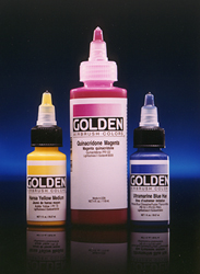 Golden Acrylic Airbrush Colors : 1 oz