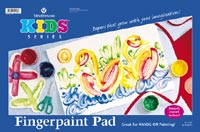 Strathmore Kids Finger Paint Pad