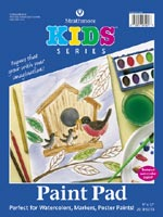 Strathmore Kids Paint Pad