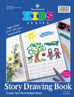 Strathmore Kids Story Drawing Book 8.5x11 30 shts