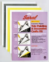 Sanding Supplies & Transfer Paper