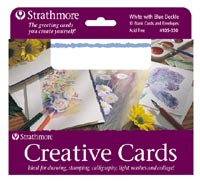 Strathmore blank watercolor postcards strathmore blank greeting cards original styles m4hsunfo