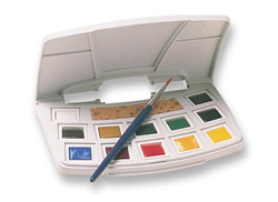 Van Gogh Watercolor Pocket Box 12 Pan