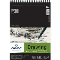Canson Classic Recycled Drawing Pads