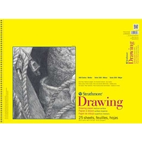Strathmore 300 Series Drawing Spiral Top - Bound Pads