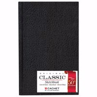 Cachet Classic Hard-Bound Sketch Books By Daler-Rowney