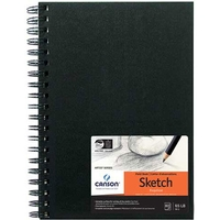 Canson Recycled Field Sketch Books - Side Spiral Bound