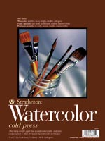 Strathmore 400 Series Watercolor Spiral-Bound Pads