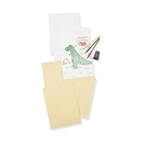 Tru-Rite White Drawing Paper Sheet