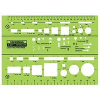 Electrical, Electronic & Printed Circuit Templates
