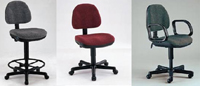 Desk Height Chairs & Task Seating
