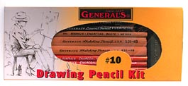 General's  #10 Drawing Set
