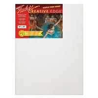 Fredrix Creative Edge Pre-Stretched Canvas Traditional Style