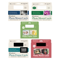Strathmore Photo Mount & Photo Frame Cards 10 Packs