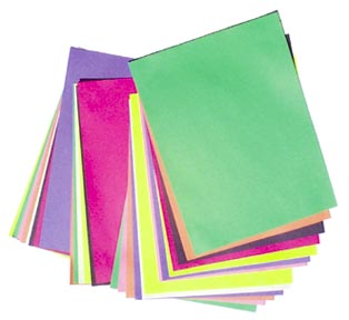 Pacon Construction Paper Super Value Pack 200-Assorted Sheets