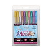Gelly Roll 10-Color Metallic Set