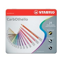 CarbOthello 24-Color Pastel Set