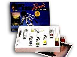 Bob Ross Art Supply Products
