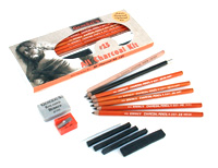 General's #15 All Charcoal Set