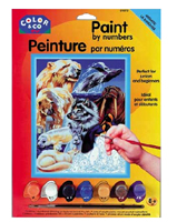 Reeves Paint by Numbers Junior for Children and Beginners