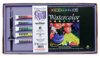Grumbacher/Prismacolor  Watercolor Pencil & Paint Gift Set