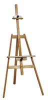 Jack Richeson Lyptus Navajo Eco-Friendly Hardwood Easel -