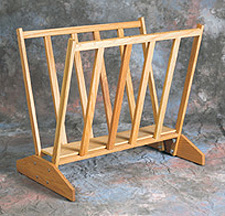 Jack Richeson Wood Print Racks