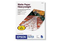 Epson Coated Papers for Archival, DuraBrite and UltraChrome Inks