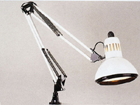 Alvin Swing-Arm Clamp-On Task Lamp
