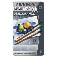 Lyra Rembrandt Aquarelle Artist's Colored Pencils