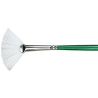 Princeton 6100 Series Better Synthetic Bristle Brushes - Fans