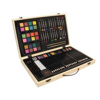 Art Alternatives Color Creativity Wood Box Set