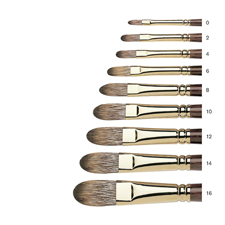 Winsor & Newton Monarch Brushes