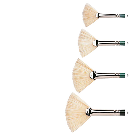 Winsor & Newton Winton Brushes - Fans