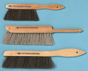 Alvin Dusting Brushes