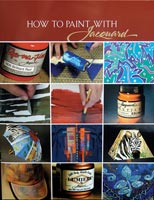 How to Paint with Jacquard Book