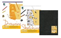 Art Alternatives Artists' Value Pack - Sketch Book & Drawing Pads