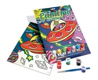 Painting by Numbers Kits from Royal Brush