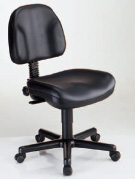 Alvin CH444-90 Premo Leather Office Chair