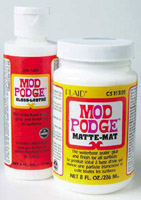 Mod Podge All-In-One Sealer, Glue and Finish