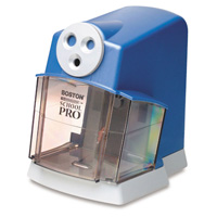 Boston School Pro Electric Sharpener