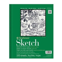 "Strathmore 400 Series Recycled Sketch Pad 9"" x 12"""